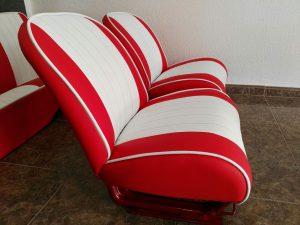 asiento de Fiat 600