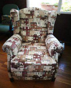 sillón orejeros